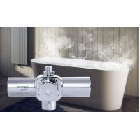 Wholesale Solar Thermostatic Shower Mixer Valve Electric Water Heater Metal Concealed Lightweight from china suppliers