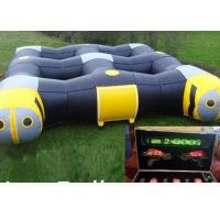 Wholesale Lazer Quest Blow Up Maze Games Inflatable Interactive Games For Team Event from china suppliers
