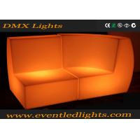 Rental outdoor wicker plastic led furniture lighting from wholesalers