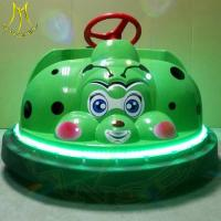Wholesale Hansel children toy coin operated game machine electric bumper cars for sale from china suppliers