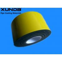 Wholesale EN 12068 Polyethylene Corrosion Resistant Tape / Yellow Pipe Wrapping Tape from china suppliers
