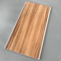 China Environmental Wood Grain Laminate Sheets For Cabinets 7mm / 7.5mm / 8mm Thickness on sale