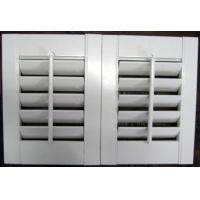 Wholesale Aluminium PVC Decorative Exterior Bathroom Window Shutter from china suppliers