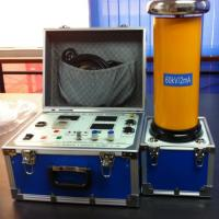 China ZGF Series DC High Voltage Test Set for Surge Arresters Testing on sale