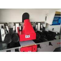 Wholesale 380v Multi - Blade Multiple Rip Saw High Precision Working Width 250mm MJ1425 from china suppliers