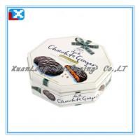 Wholesale Irregular Metal Tin Box/XL-7002 from china suppliers