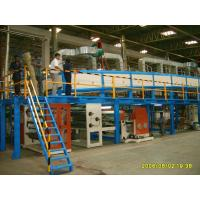 Wholesale Coating bopp adhesive tape mayer bar automatic gluing machine 500 - 1600mm width from china suppliers