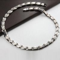 China Necklace/Add FIR, Anion, Germanium, Healthcare Design, Made of Titanium Material on sale