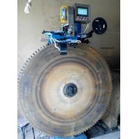 Buy cheap Fully automatic diamond segments brazing machine for stone cutting saw blade 600-2200mm from Wholesalers