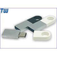 China Mini Disk USB 3.0 USB 3.1 USB-C Flash Drive Ring Cap Protection for sale