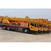 Wholesale XCMG QY25K-II Truck Mounted Crane Telescoping Boom Crane 25 Ton from china suppliers