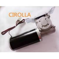 Buy cheap Round and Black DC MOTOR of High Quality , Light Weight and Low Noise with CCC/CE/SGS cerficate from wholesalers