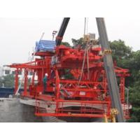 Wholesale Electric Winches Segment Lifter / Lifting Systems Mobility With Rubber Tyre Mounted from china suppliers