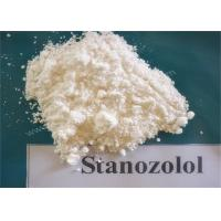 Wholesale Oral Safest Anabolic Steroid Powder Stanozolol Winstrol Winny CAS 10418-03-8 from china suppliers
