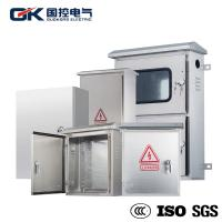 Wholesale OEM Offered Stainless Steel Industrial Enclosures / Electrical Metal Cabinets from china suppliers