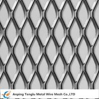 Wholesale Expanded Metal Sheet|With Micron Opening 1.5x2mm Flattened and Raised Surface from china suppliers