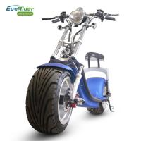 Buy cheap EEC/CE/Rohs Certification 1000W 25km/h Two Wheel Electric Scooter Ebike for Adult from wholesalers