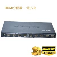 Wholesale 3D Video 4K HD HDMI Splitter 1 x 8 HDMI Splitter 1 In 8 Out from china suppliers