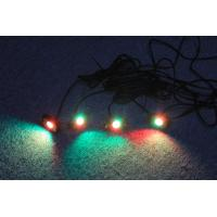 Wholesale IP68 DC9-32V Jeep Off Road  RGB 2 inch LED Rock Lights from china suppliers