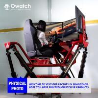 Buy cheap Hot Sale Car Racing Arcade Game Machine,Car Driving Racing Simulator Amazing Car from wholesalers
