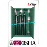 Wholesale Metal Fireproof Storage Cabinet For Storing Gas Oxygen / Paint / IBC Drum from china suppliers