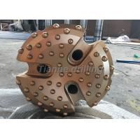 Wholesale Carbides Rock Boring Bits For DTH Drill Rig , Reliable Rock Drilling Tools from china suppliers