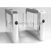 Quality CE Approval  IP65 Automatic Supermarket  Swing Barrier Gate,Remote Control Gate for sale