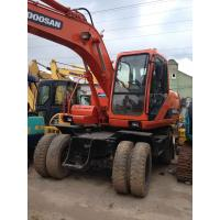 Wholesale Used Doosan DH150W-7 excavator from china suppliers