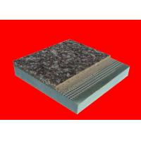 China Decorative Thermal Insulating Materials Boards with Ultra-Thin Natural Stone Surface on sale