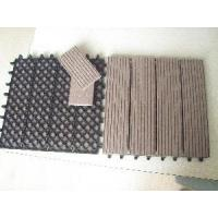 Wholesale WPC Tile, Outdoor Tile, WPC Decking Tile from china suppliers