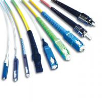 High Credibility and Stability Fiber Optic Patch Cord for FTTH , CATV, LAN