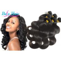 Wholesale Unprocessed Body Wave Grade 6A Virgin Hair Extensions With Full Cuticles from china suppliers