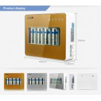 China Golden / Silver 5 Stages Ultrafiltration Water Purifier Machine For Remove Bacterials on sale