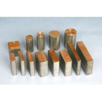 Quality Manufacturers Low Pric Titanium Clad Copper Rod/Bar For Electrolytic Industry For Hot Sale for sale