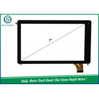 Wholesale Tablet PC 7'' P + G Capacitive Touch Panel / Touch Screen With 1.1mm ITO Glass from china suppliers