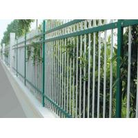 Wholesale Security Steel Wire Fencing Decorative , Pvc Coated Welded Wire Mesh Panels from china suppliers