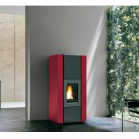 China Environmentally Friendly Wood Pellet Boiler Stove With 70L Water Tank on sale