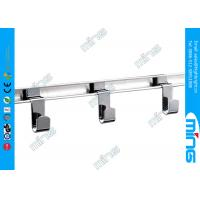 China Metal Chrome Slatwall Display Picture Hooks for Retail Shops on sale