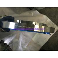 China B564 C-276 Weld Neck Flanges MONEL 400 INCONEL 600 for sale