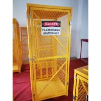 Wholesale 8 Cylinder Protection Gas Cabinet for Gas Cylinder Safety cabinet cage from china suppliers