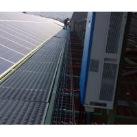 Wholesale solar panel perforated aluminum metal flooring use roof walkways from china suppliers