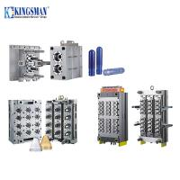 Wholesale High Hardness Injection Molding Mold , Plastic Preform Mould Robust Construction from china suppliers