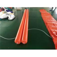 Wholesale PVC Tarpaulin Inflatable Water Toys , Inflatable Pipe For Water Aqua Park from china suppliers