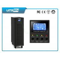 Buy cheap 10KVA  - 30KVA DSP Technology Power Supply Online UPS for Marine Equipment from Wholesalers