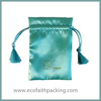 Wholesale satin bracelet jewelry bag wholesale price with high quality from china suppliers