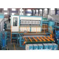 Wholesale Automatic Pulp Egg Tray Making Machine CE Certified Egg Carton Molding Machine from china suppliers