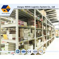 Wholesale High Space Utilization Multi Tier Mezzanine Rack Arrives / Jiangsu NOVA Brand from china suppliers