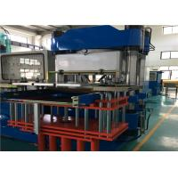Buy cheap PLC Control 250 Ton Vacuum Compression Moulding Machine With Double Tables from wholesalers