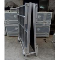 Wholesale Folding Movable Stage Platform Performance Easy Moving Brown Black from china suppliers