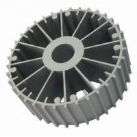 Wholesale CNC Machining Aluminum Heatsink Extrusion Profiles 6063-T5 For Machines from china suppliers